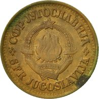 Monnaie, Yougoslavie, 20 Para, 1978, TTB, Laiton, KM:45 - Jugoslavia