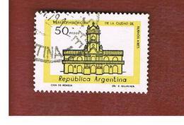 ARGENTINA - SG 1540  - 1977  BUILDINGS:     CABILDO DE SALTA DE BUENOS AIRES   -   USED ° - Argentina