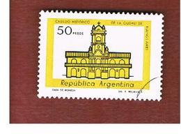 ARGENTINA - SG 1541  - 1977  BUILDINGS:     CABILDO DE SALTA DE BUENOS AIRES   -   USED ° - Argentina