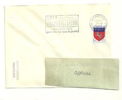 MEURTHE & MOSELLE - Dépt N° 54 = NANCY GARE  1968 =  FLAMME Codée = SECAP Multiple ' Les PTT Vous Offrent SITUATIONS ... - Maschinenstempel (Werbestempel)