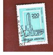 ARGENTINA - SG 1546  - 1977  BUILDINGS:  FLAG MONUMENT, ROSARIO   -   USED ° - Argentina