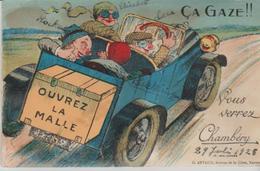 """73 .( CHAMBERY """" Ouvrez La Malle Et Vous Verrez """" ) - A Systèmes"""