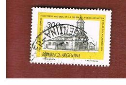 ARGENTINA - SG 1547b  - 1977  CHAPEL OF RIO GRANDE    -   USED ° - Argentina