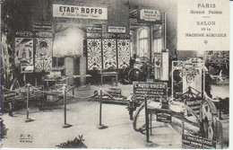 75PARS1- PARIS- Salon De La Machine Agricole - Expositions