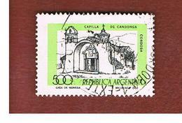 ARGENTINA - SG 1549  - 1977  CAPILLA DE CANDONGA    -   USED ° - Argentina