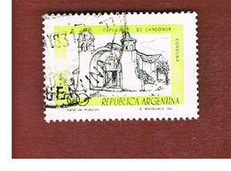ARGENTINA - SG 1549b  - 1977  CAPILLA DE CANDONGA    -   USED ° - Argentina