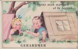 "88 ( GERARDMER "" Viens Sous Ma Tente Tu Verras... "" ) - A Systèmes"