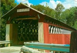 CPSM Chiselville Bridge Near Arlington              L2667 - Etats-Unis