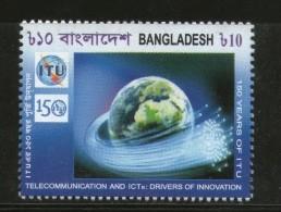 Bangladesh 2016 Years Of ITU Telecommunication & ICTs Drivers Of Innovation MNH # 3566 - Bangladesh