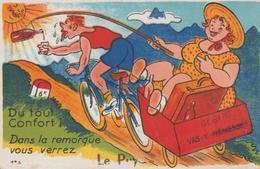 """43 ( LE PUY """" Dans La Remorque Vous Verrez ... """" ) Un Peu Rognee En Bas - A Systèmes"""