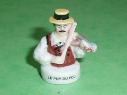 Fèves / Pays / Régions  : Le Puy Du Fou  T8 - Countries