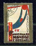 Vignette Paraguay 1930 - Fußball-Weltmeisterschaft