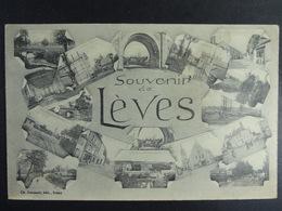 Souvenir De Lèves - Lèves