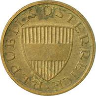 Monnaie, Autriche, 50 Groschen, 1978, TTB, Aluminum-Bronze, KM:2885 - Autriche