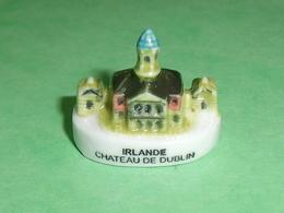 Fèves / Pays / Régions  : Irlande , Chateau De Dublin    T8 - Countries