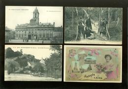 Beau Lot De 60 Cartes Postales De France  Pas - De - Calais  Mooi Lot Van 60 Postkaarten Van Frankrijk ( 62 ) - 60 Scans - Cartes Postales