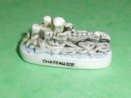 Fèves / Pays / Régions  : Chateau D'if   T8 - Countries