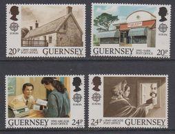 Europa Cept 1990 Guernsey 4v  ** Mnh (40448E) - Europa-CEPT