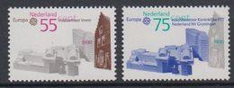 Europa Cept 1990 Netherlands 2v  ** Mnh (40448F) - Europa-CEPT
