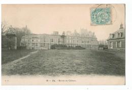 22528    CPA  EU : Ruines Du Château ! 190? ! ACHAT DIRECT !! - Eu