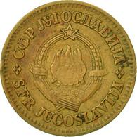 Monnaie, Yougoslavie, 10 Para, 1965, TB+, Laiton, KM:44 - Jugoslavia