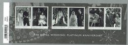 HB THE ROYAL WEDDING PLATINUM ANNIVERSARY ENGLAND - Familias Reales
