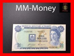 BERMUDA 1 $  1.9.1979  P. 28  VF + - Bermuda