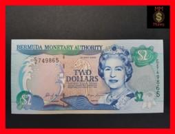 BERMUDA 2 $  24.5.2000  P. 50 A UNC - Bermudas