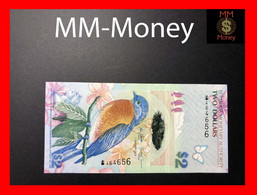 BERMUDA 2 $  1.1.2009  P. 57  A  UNC - Bermudas