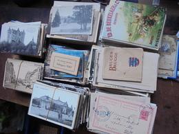 +- 2200 CARTES POSTALES-7 KILOS 500 (LIRE DESCRIPTION) - Postcards