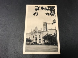 19 - ROMA Chiesa Di S. Croce In Gerusalemme - 1937 Timbrée - Kerken