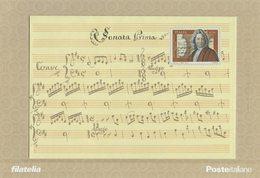 SOBRE EP POSTE ITALIANE SONATE PRIMA ARCANGELO CORELLI - Música