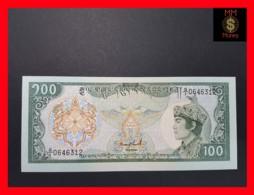 BHUTAN 100 Ngultrum 1986  P. 18 A  UNC - Bhutan