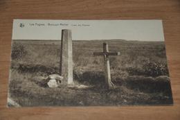 1598- Les Fagnes, Baraque Michel, Croix Des Fiances - Jalhay
