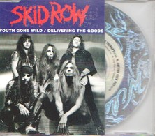 SKID ROW - Youth Gone Wild - CD - Rob HALFORD - HOLOGRAMME - Hard Rock & Metal