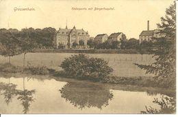 Großenhain - Bürgerhospital - Grossenhain