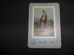 Calendrier   Kalender 1972  Rompresfilatella  Bucuresti - Calendriers