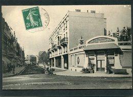 CPA - BERCK PLAGE - L'Avenue De La Gare, Animé - Berck
