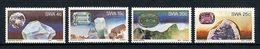 SWA  N° 419/422 ** Neufs MNH Superbes Minéraux Pierres Précieuses Topaze Malachite Améthyste Géologie Minérals - Afrique Du Sud (1961-...)