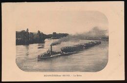 BONNIERE SUR SEINE   LA SEINE - Bonnieres Sur Seine