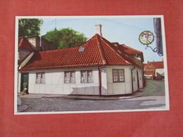 Hans Andersen's House Odense  Denmark -- Ref 3060 - Danemark