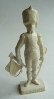 FIGURINE PUBLICITAIRE 1ER EMPIRE -  FLAN IMPERIAL -   6 TROMPETTE DES CHASSEURS A CHEVAL - Figurines