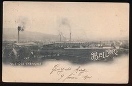 BELFORT  VUE DES FABRIQUES - Belfort - Ville