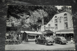 3057- Remouchamps, Entree Des Grottes / Auto / Car - Belgium