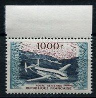 RC 9842 FRANCE N° PA 33 - 100F PROVENCE VUE DU PORT D'ALGER COTE 135€ NEUF ** TB - Luchtpost