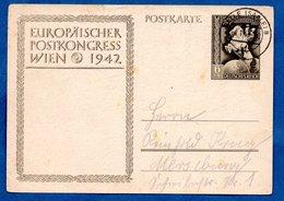Allemagne  -  Entier Postal --  Départ Falle  - 4/1/1943 - Ganzsachen