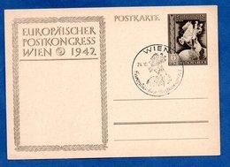 Allemagne  -  Entier Postal --  Départ Wien  - 24/10/1942 - Ganzsachen