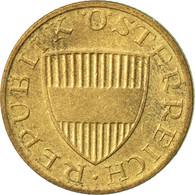 Monnaie, Autriche, 50 Groschen, 1985, TTB, Aluminum-Bronze, KM:2885 - Autriche