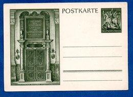 Allemagne  -  Entier Postal -- Vierge - Ganzsachen