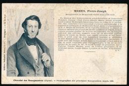 BOURGMESTRE DE MOLENBEEK SAINT JEAN -  MEEUWS PIERRE JOSEPH  1836 - 1842 - Molenbeek-St-Jean - St-Jans-Molenbeek